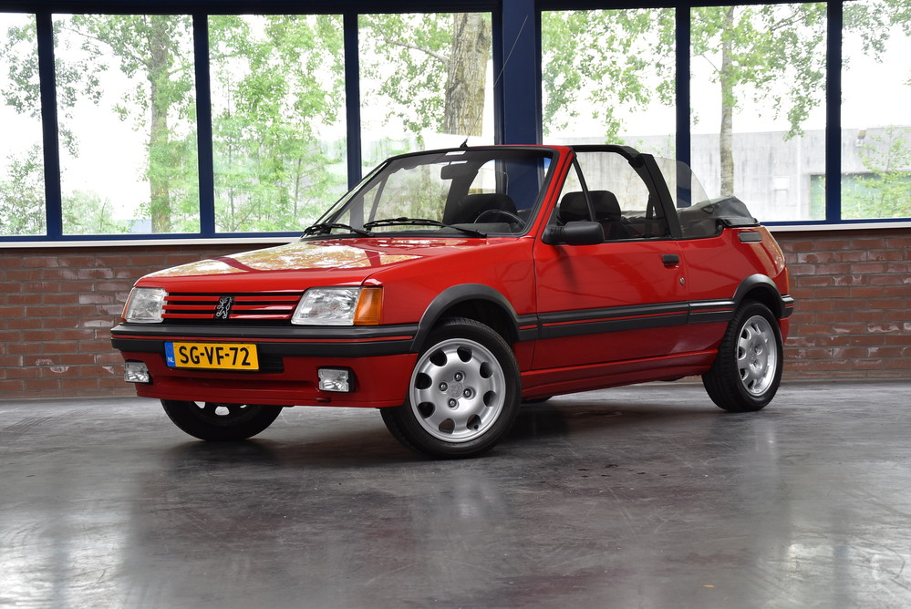peugeot 205 cti cabriolet. Black Bedroom Furniture Sets. Home Design Ideas