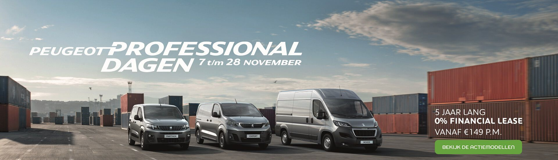 Header home Peugeot Professional Dagen tm 28-11-2020